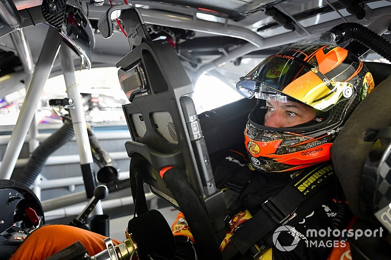 Martin Truex Jr. fastest in eventful Cup practice at Sonoma