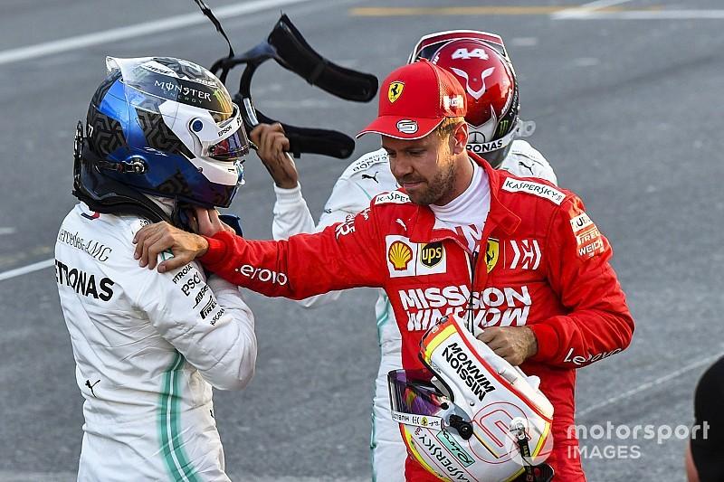 Vettel: talán többet kellett volna kockáztatnom