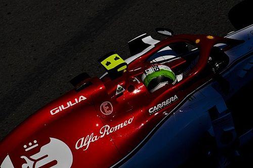 Alfa Romeo: al pit stop si è sacrificato Giovinazzi per aiutare Raikkonen
