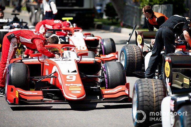 "Schumacher: Costly Baku error ""won't happen again"""