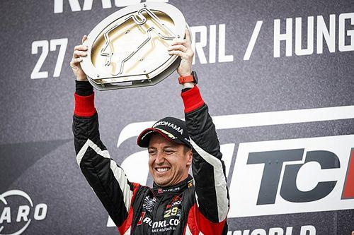 Girolami repite triunfo en Hungría