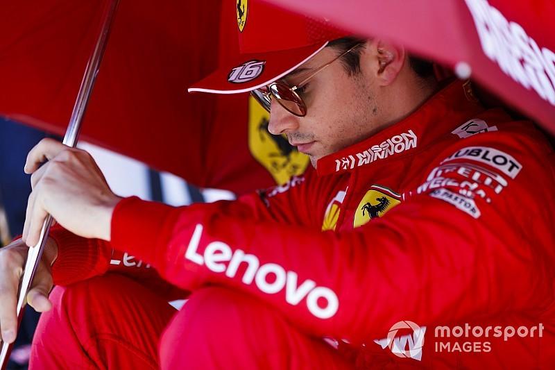Leclerc se lleva el 'Piloto del día' en Azerbaiyán