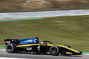 Ghiotto logra la pole en Fórmula 2