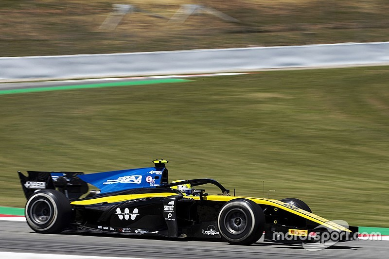 Barcelona F2: Ghiotto beats Latifi to pole