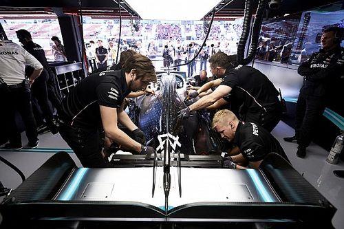A Mercedes vai conseguir superar os 1000 cavalos com novo motor?