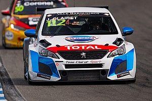 TCR Europe: Peugeot ancora in vetta a Spa nelle Libere 2 con Jimmy Clairet