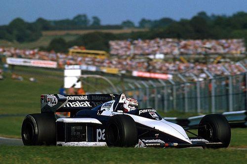 Amikor Moss kipróbálta az 1983-as F1-es világbajnok autót