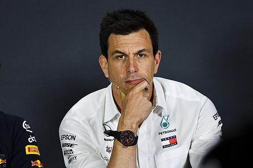 """Wolff tipt F1 voor 2021: """"Laat de reglementen met rust"""""""