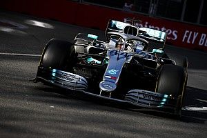 "Hamilton ""didn't deliver perfectly"" in Baku"