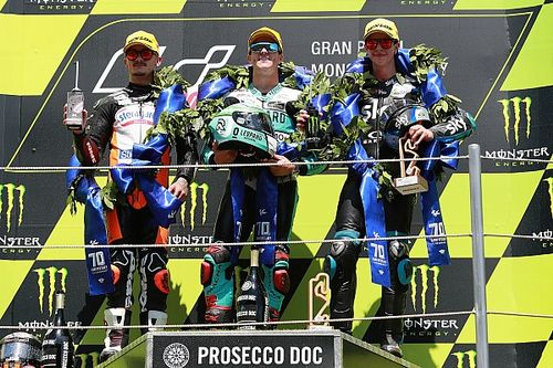 Ramírez, 12e vainqueur successif différent en Moto3 !