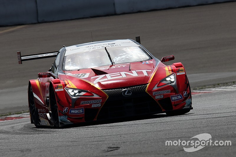 Fuji Super GT: Lexus beats Nissan in thrilling duel