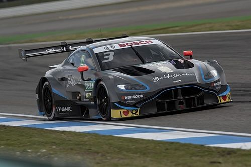 Aston Martin rules out HWA running Vantages in DTM