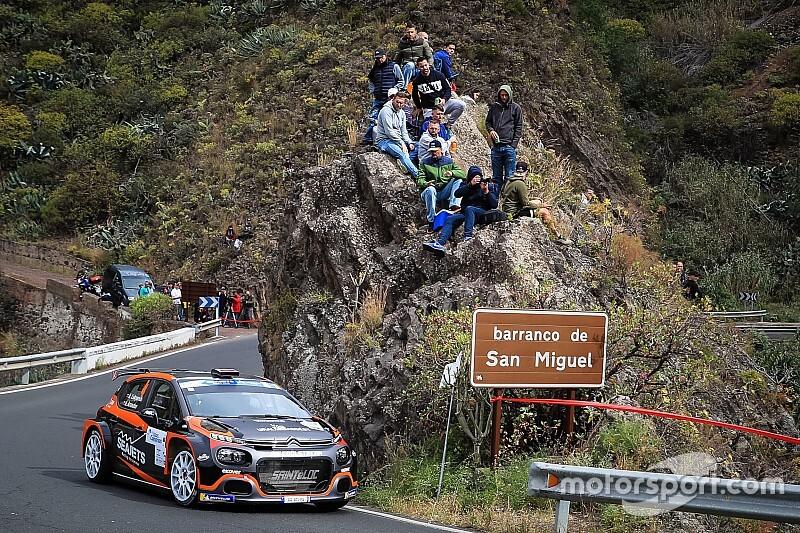 L'ERC posticipa il Rally Islas Canarias, sarà l'ultima del 2020