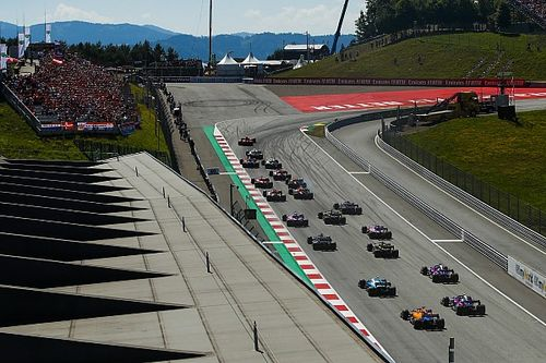 Austria working on 'isolation plan' to boost F1 race chances