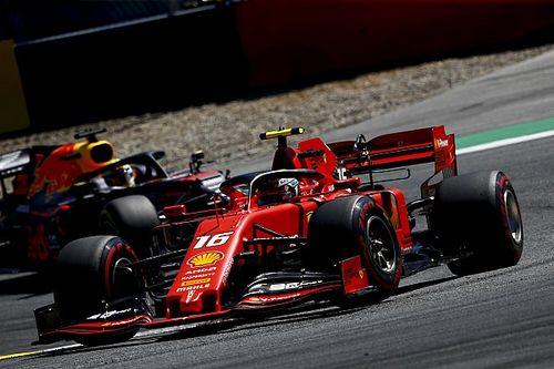 VIDEO: Así fue el incidente entre Verstappen y Leclerc
