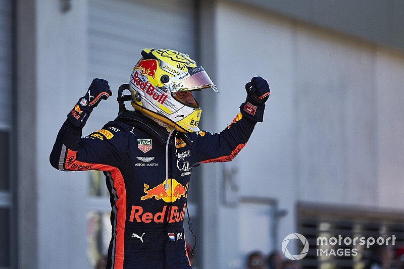 Verstappen verdict was not for F1's benefit - Masi