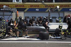 La parrilla de salida del GP de Francia, en imágenes