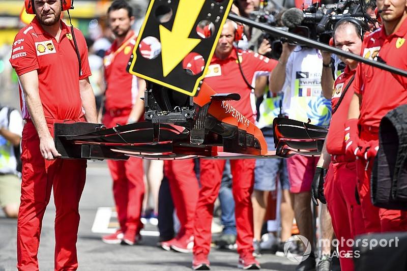 Egy szélcsatornában elkövetett hiba három tizedet vehetett el eddig a Ferrariktól