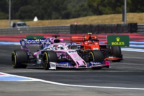Startaufstellung: Formel-1-Grand-Prix von Frankreich 2019 in Le Castellet