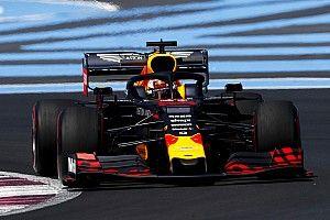 """Para Verstappen es """"muy bueno"""" terminar delante de una Ferrari"""