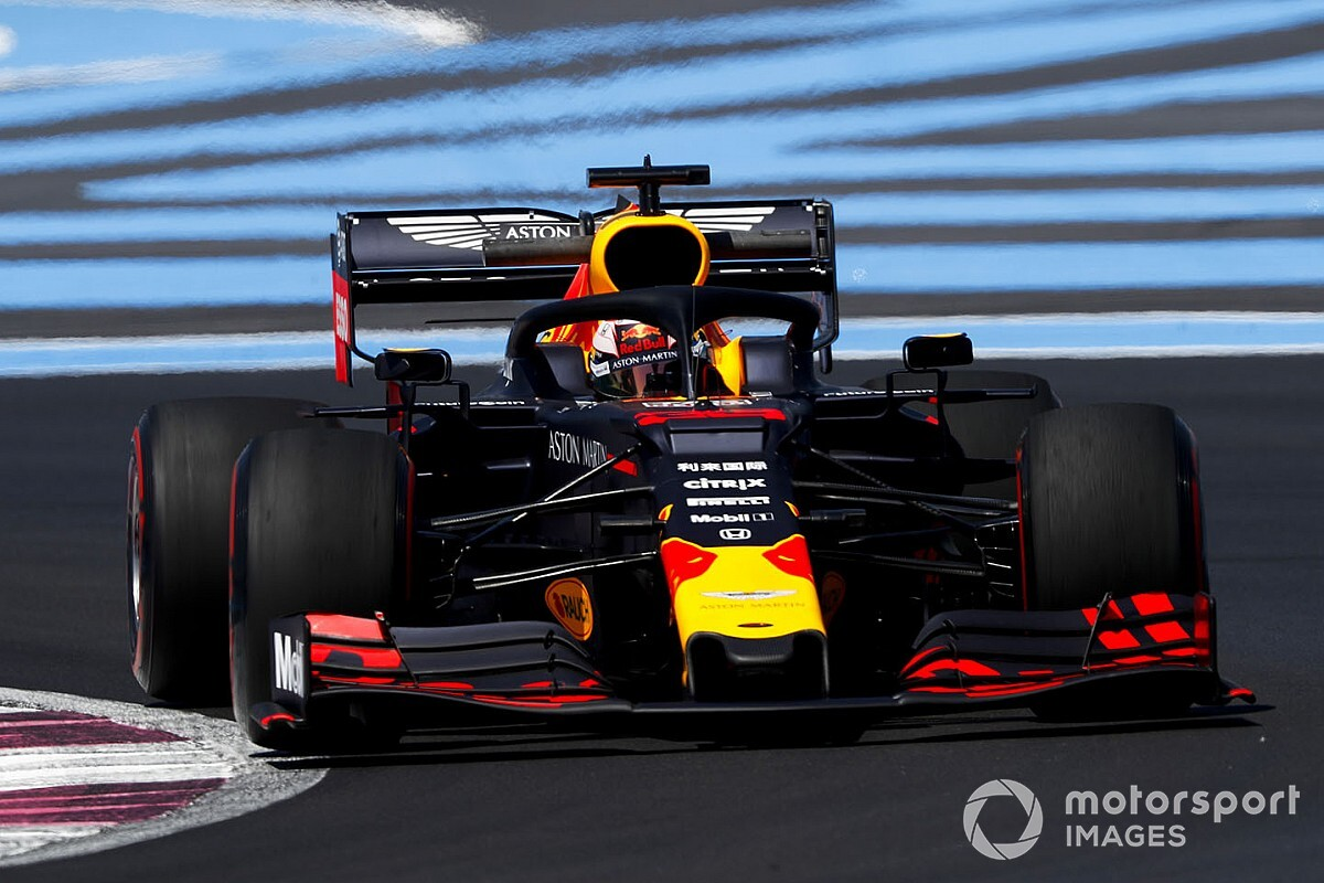 F1フランスFP3速報:ボッタス首位。レッドブル・ホンダのフェルスタッペン5番手