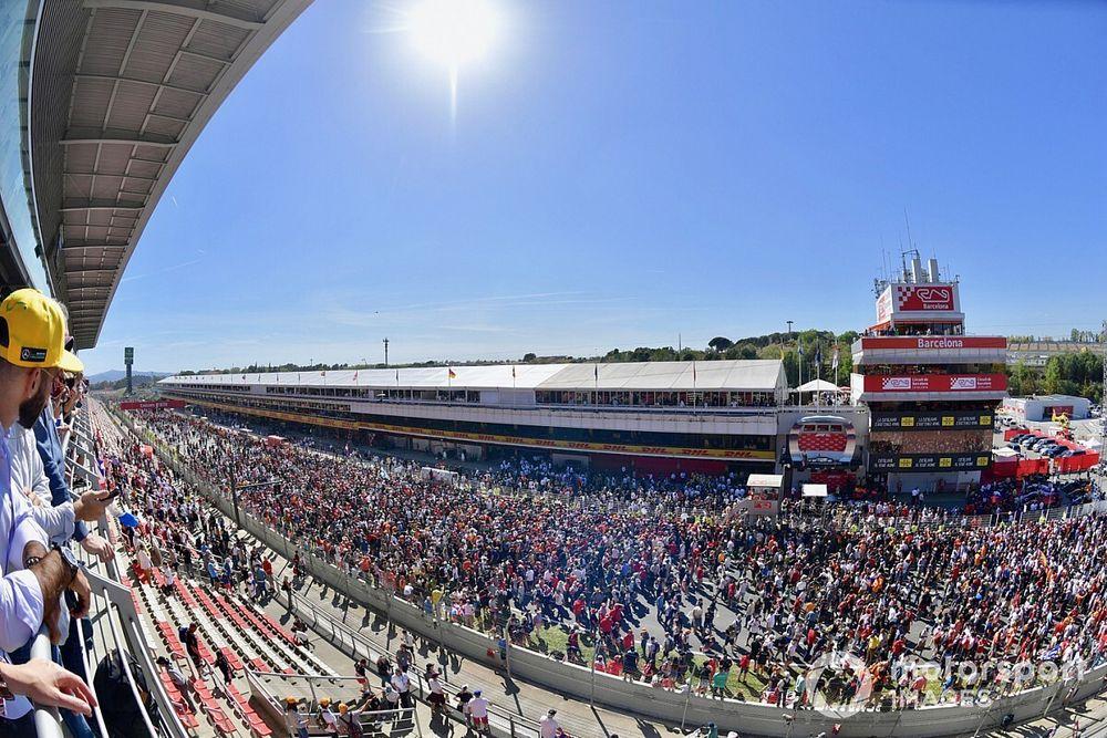 GP Spanyol Buka Pintu untuk 1.000 Fans