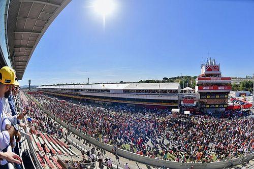 El GP de España recibirá mil aficionados