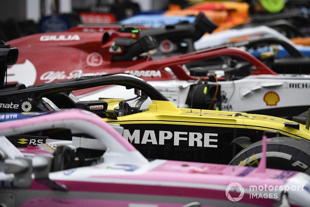 Formule 1 wil over op CO2-neutrale benzine vanaf 2021