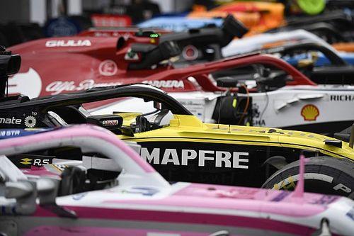 """Los motores actuales de la F1 son """"increíbles"""""""