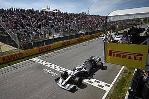 Bandeira quadriculada 'real' voltará a encerrar corridas na F1