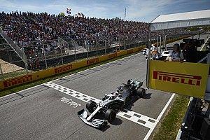 العودة للاقتصار على العلم الشطرنجي الحقيقي لإعلان نهاية سباقات الفورمولا واحد