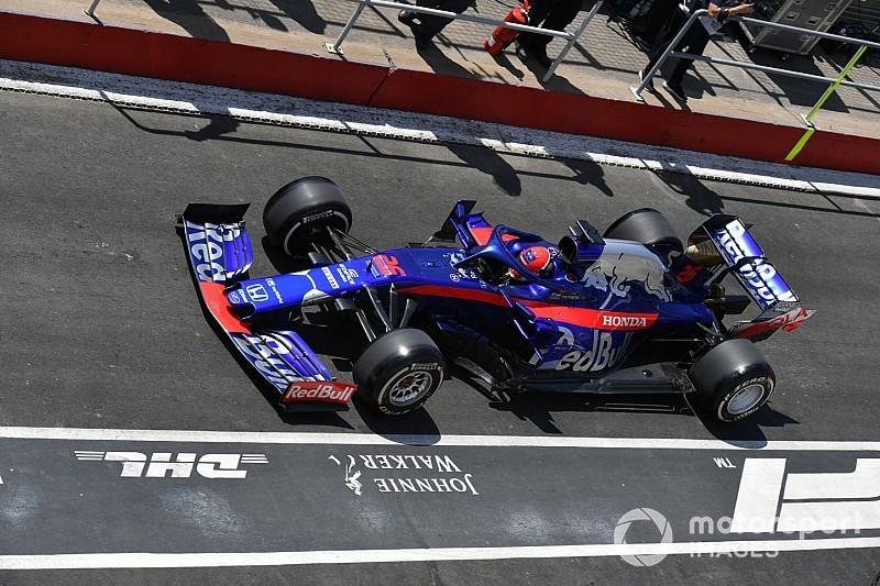 Dobra kondycja kierowców F1