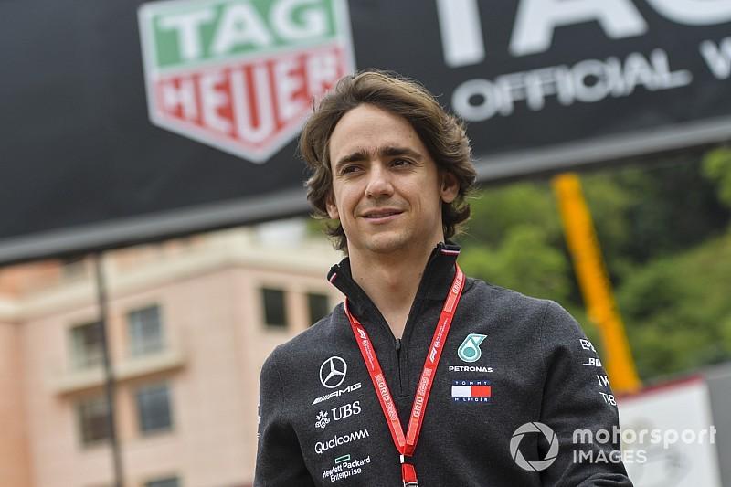 Formula E: Gutierrez proverà la Mercedes nel test a Mallorca