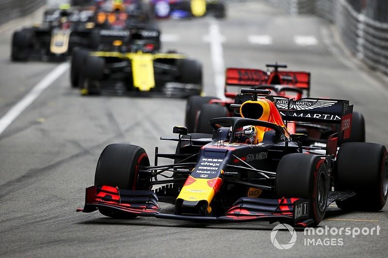 Verstappen vindt dat hij podiumplaats verdiende in GP van Monaco