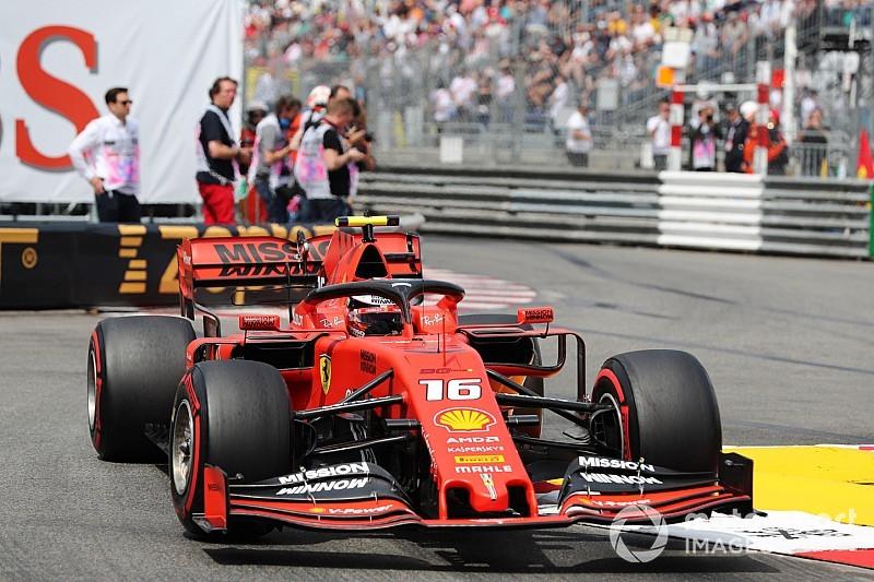 ルクレールまさかの予選Q1落ち。フェラーリ「次戦以降戦略の手順を変える」