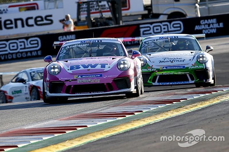 Porsche Supercup Avusturya: Andlauer pole pozisyonunda, Ayhancan 9. oldu