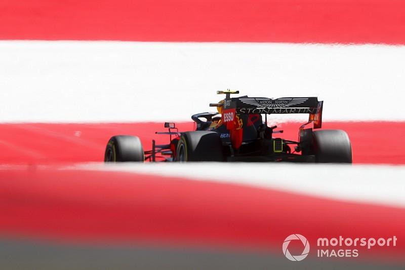 Fotogallery F1: gli scatti più belli dei primi due turni di libere del GP d'Austria 2019