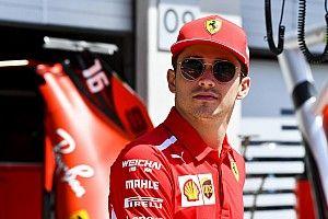 """Leclerc: """"Se le Mercedes non hanno problemi, è difficile sfidarle alla pari"""""""