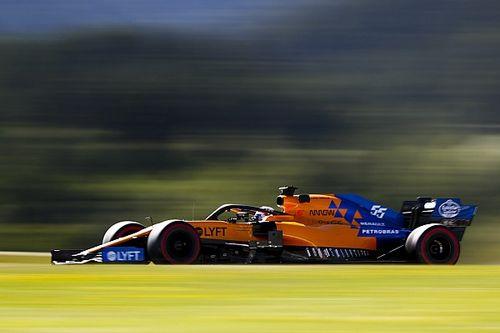 Sainz, McLaren'ın iyi performansı sonrası grid cezası alacağı için üzgün