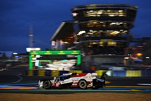 Le Mans: Alonso no saca partido de la noche con un coche lento