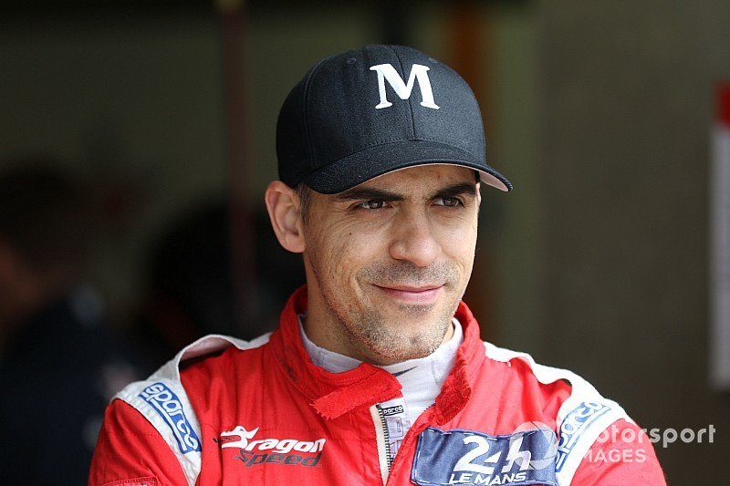 Maldonado drops out of JOTA LMP2 line-up