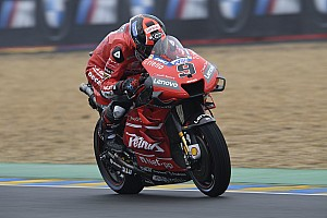 LIVE MotoGP: GP di Francia, Warm-Up