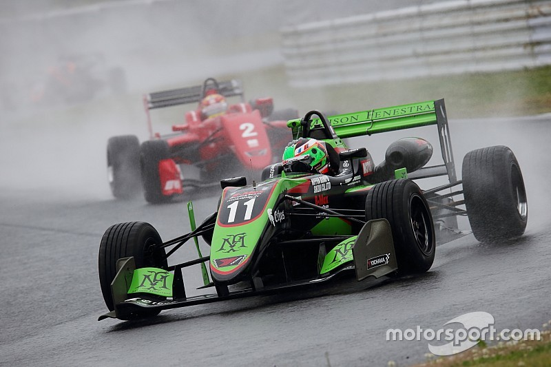 全日本F3第3戦|フルウエット路面でフェネストラズが強さ発揮し今季2勝目