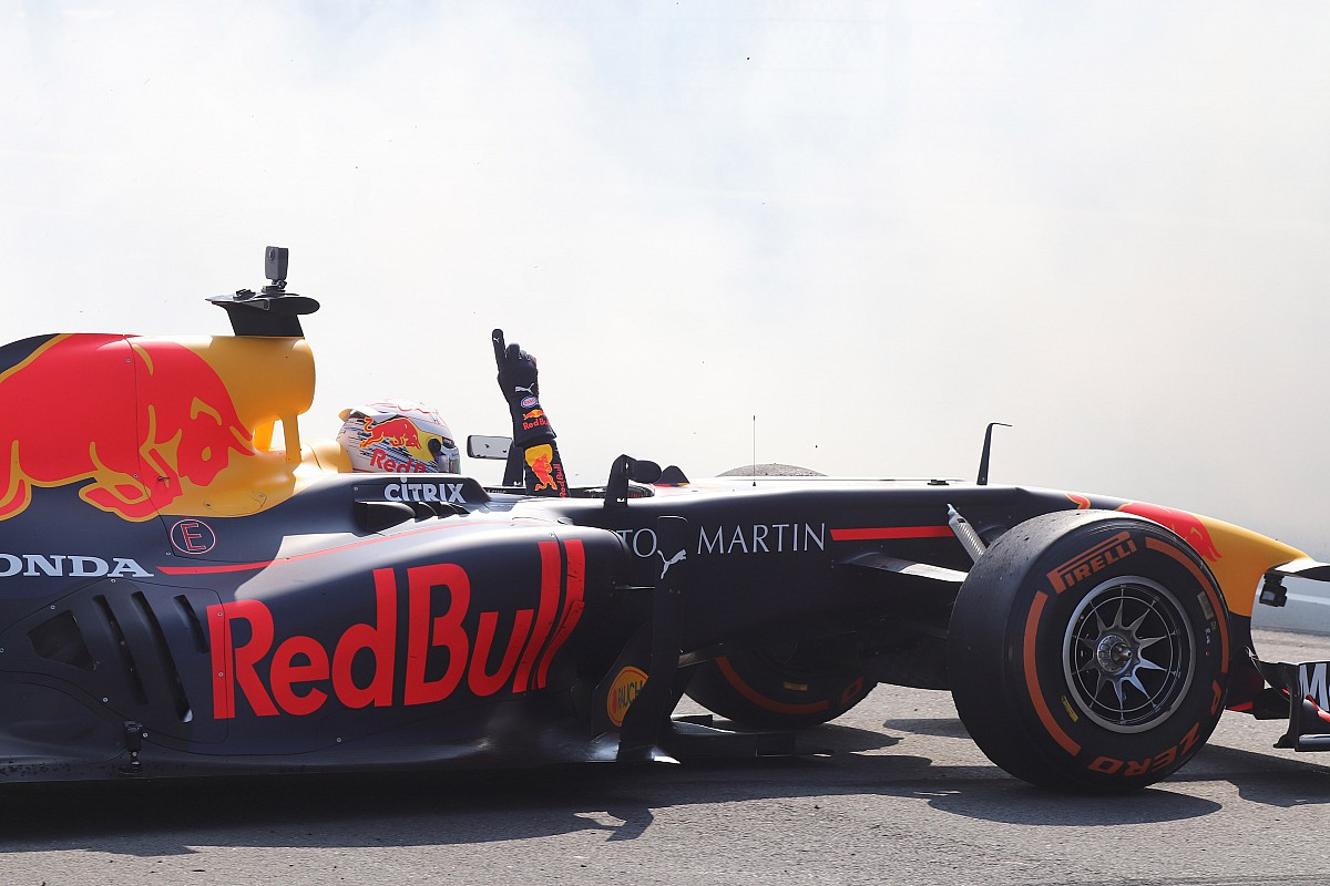 Verstappen niet in actie tijdens Red Bull-filmdag in Zandvoort