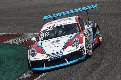 Carrera Cup Italia, Misano: Iaquinta brucia tutti in gara 2