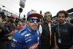 Alonso regresa a Indy de la mano de McLaren para 2020