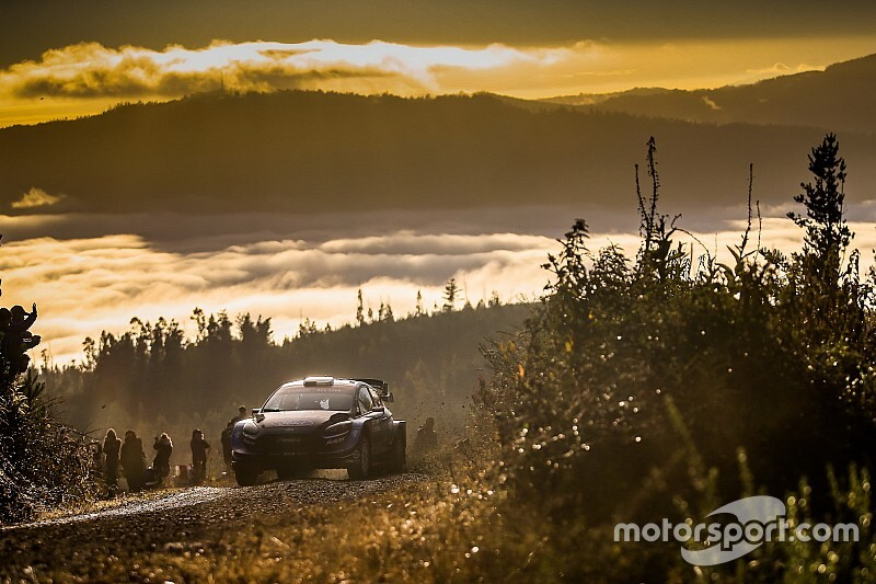 Chile WRC round cancelled for 2020 due to unrest