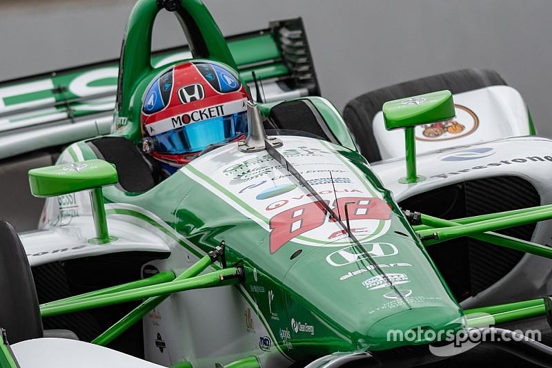 Mid-Ohio IndyCar: Herta fastest in FP2, Newgarden shunts