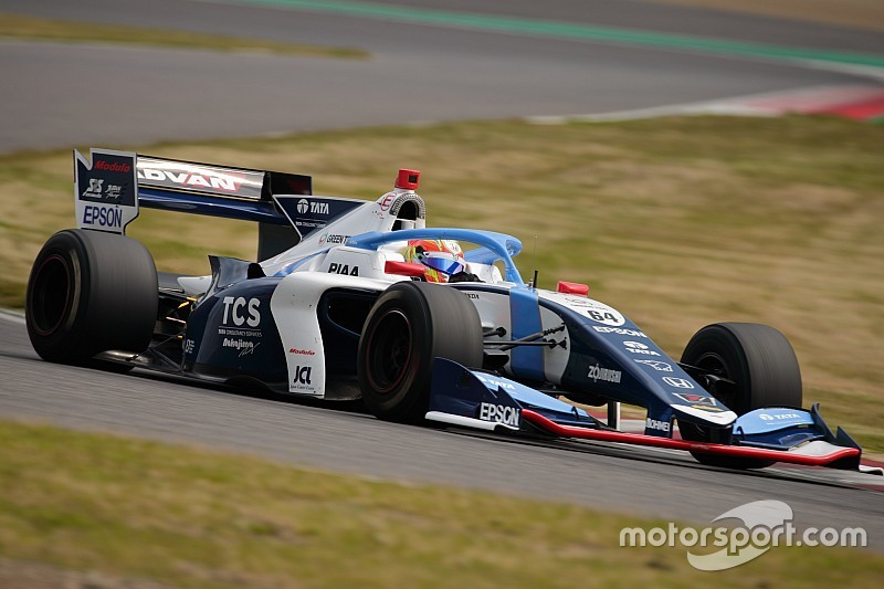 Suzuka Super Formula: Palou tops first practice of 2019