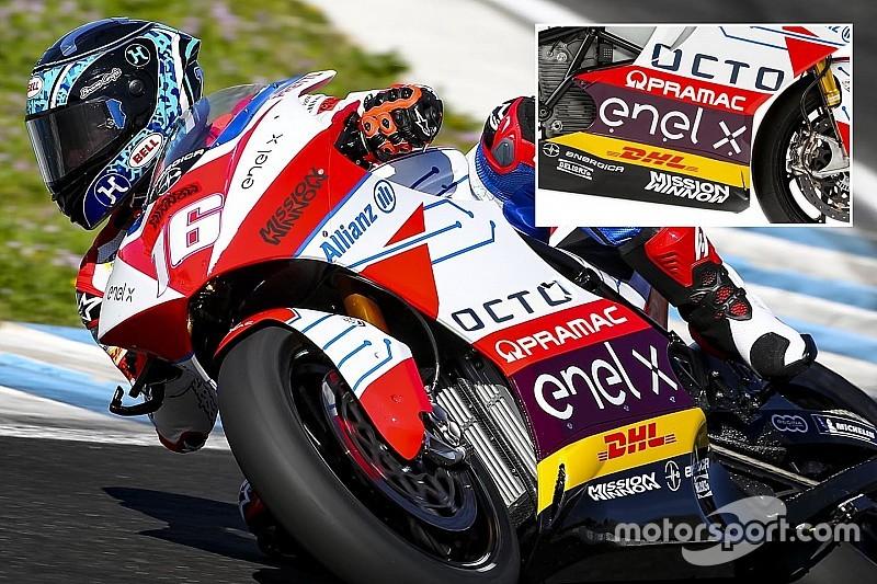 Misson Winnow sbarca anche in MotoE: sarà il main sponsor del Pramac Racing